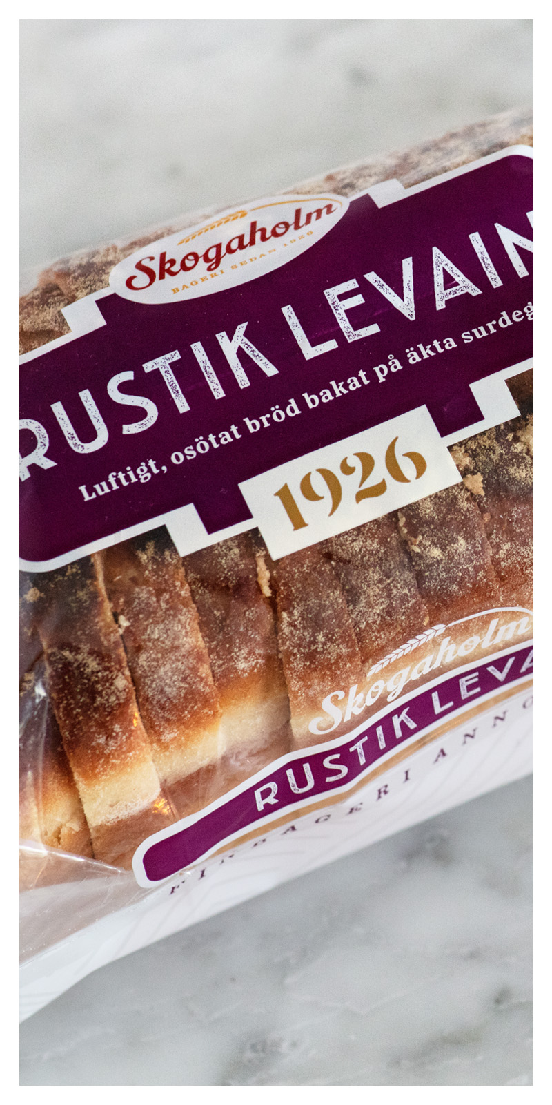 Single Skogaholms Rustik Levain 1