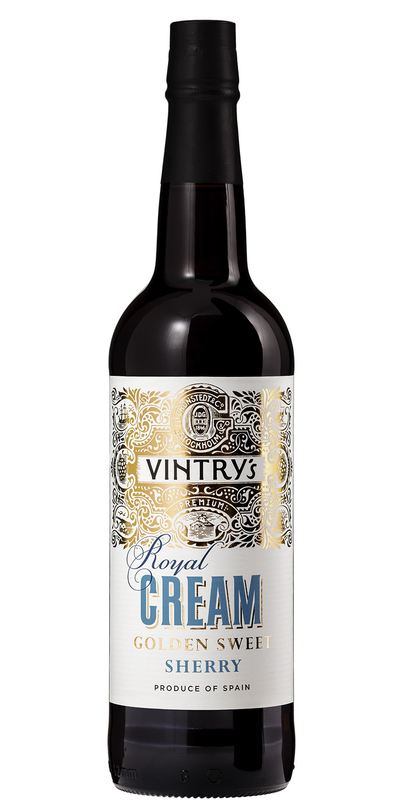 Single Vintrys Royal Cream