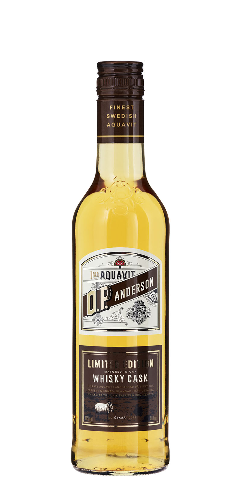 Single OPA Limited Whiskey